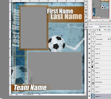 sport memory mates overall arc4studio photoshop templates for photographers. Black Bedroom Furniture Sets. Home Design Ideas