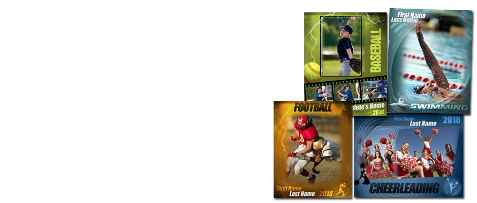Sports Photoshop Templates