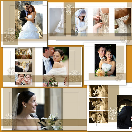 Wedding Al Photo Templates