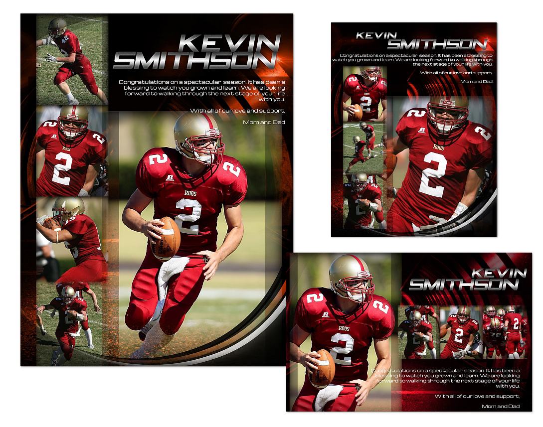 Sports Program Ads Templates 02