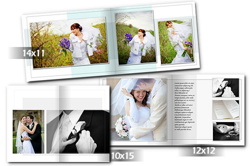 Wedding albums templates photoshop arc4studio for Wedding photo album templates in photoshop