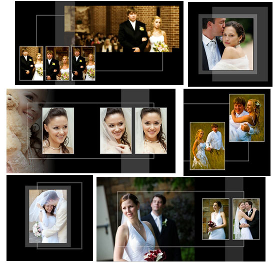 107 psd wedding templates for Wedding photo album templates in photoshop