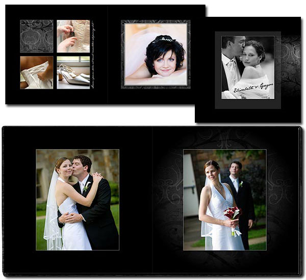 love Story PSD Wedding Templates