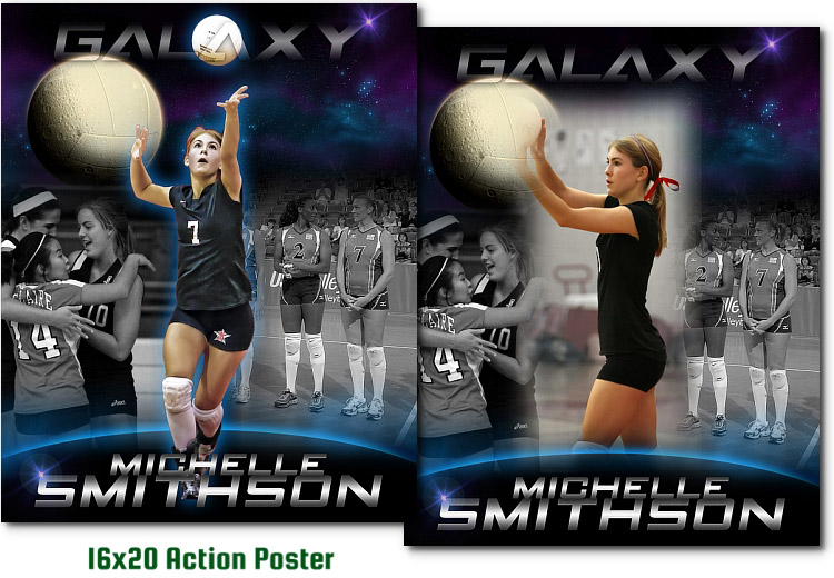 volleyball galaxy