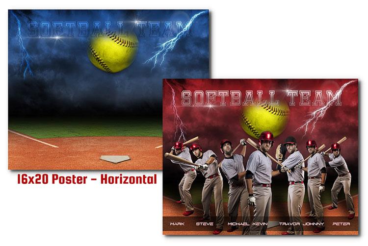 softball thunder
