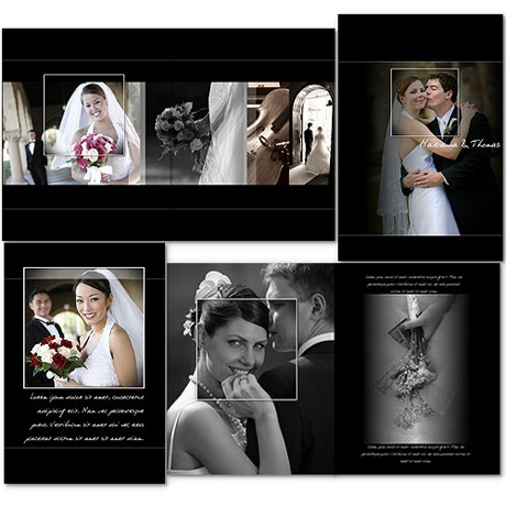 wedding photo album templates in photoshop 11x14 wedding album templates arc4studio