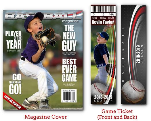 Baseball GRAPHITE | arc4Studio