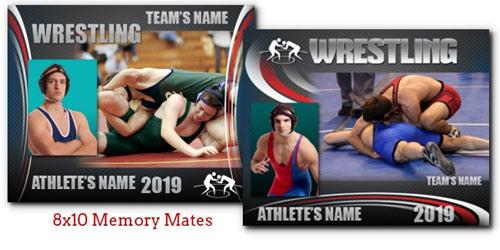 Wrestling Photoshop Templates