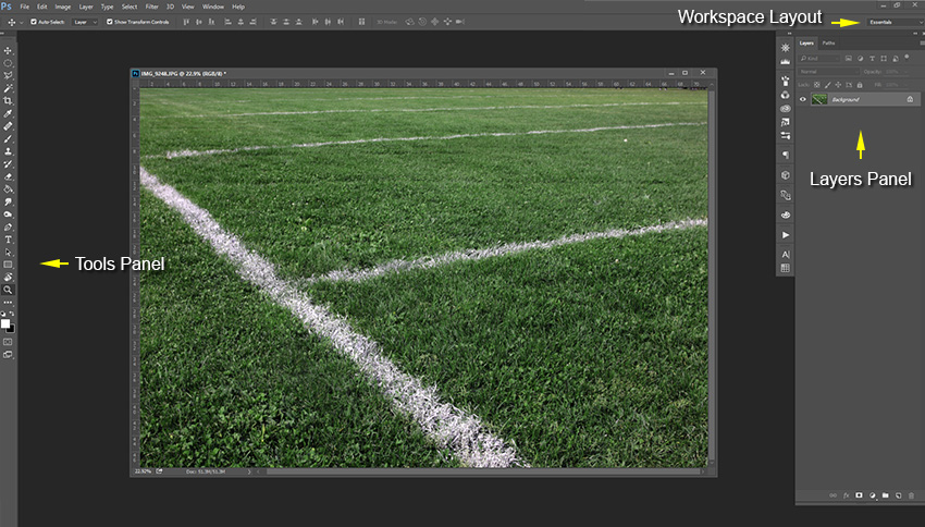 Understanding Layers in Photoshop